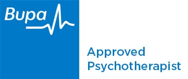 Bupa Approved Psychotherapist